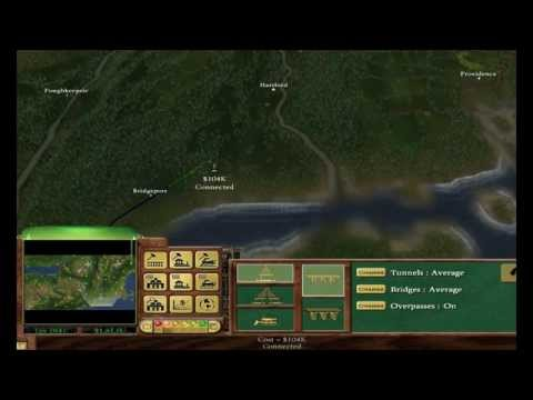 Let's Play Railroad Tycoon 3 part 1 Go West! part 1 |
