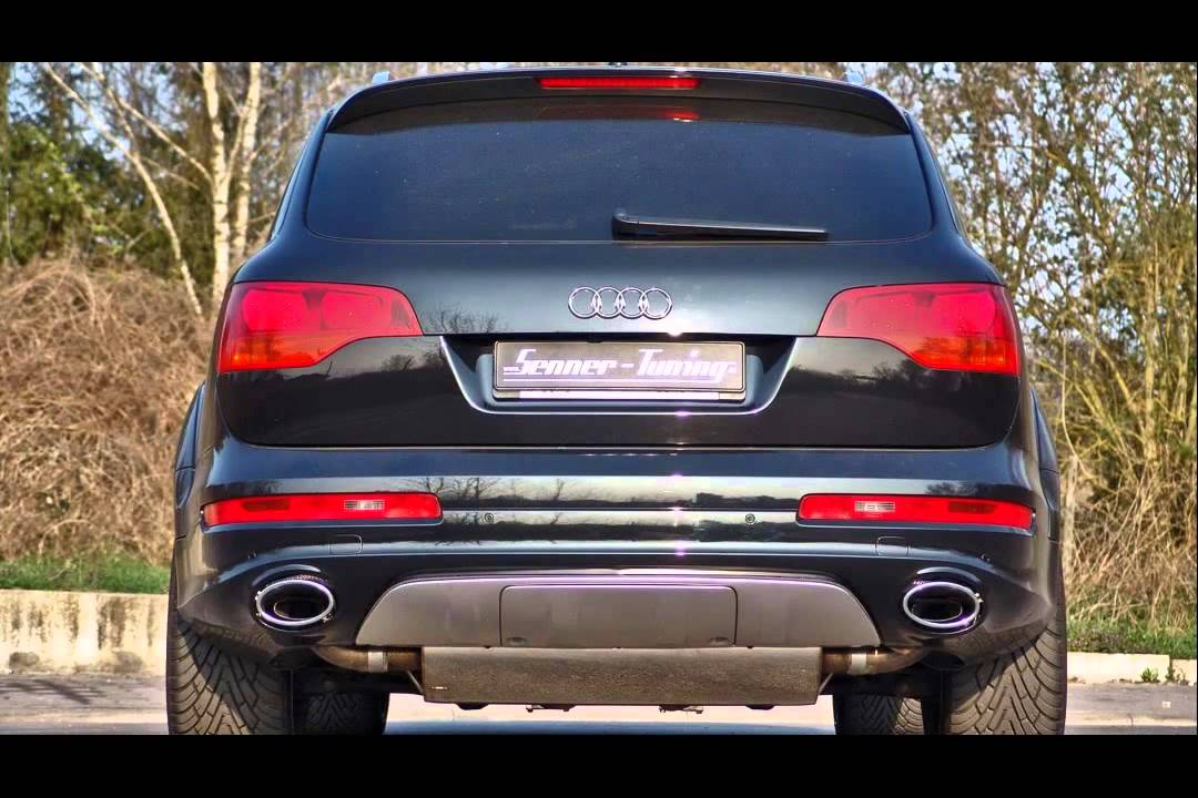 audi q7 tuning cars youtube. Black Bedroom Furniture Sets. Home Design Ideas
