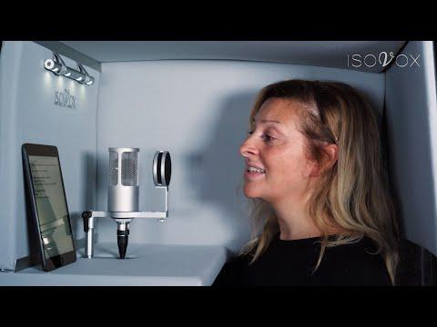 ISOMIC Sound Sample - Karima