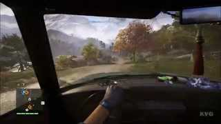 Far Cry 4 - Vehicle - Darrah Car Free Roam Gameplay (PC HD) [1080p]