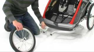 How to install the CTS Jogging Kit by Chariot Carriers