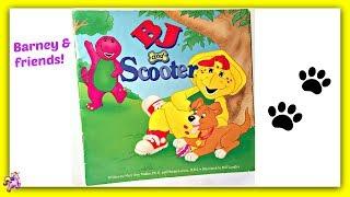 BARNEY ' ''BJ UND SCOOTER'' - Vorlesen, Bilderbuch für Kinder, Kinder & Erwachsene