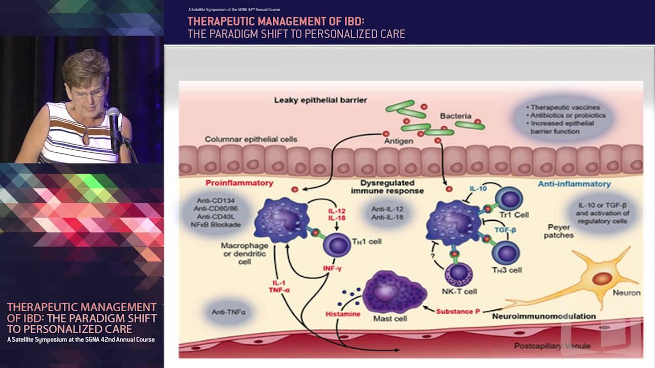 Download IBD Pathogenesis: Personalizing Targets