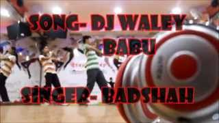 dj waley babu - Badshah feat. Aastha Gill dance choreography by step2step dance studio