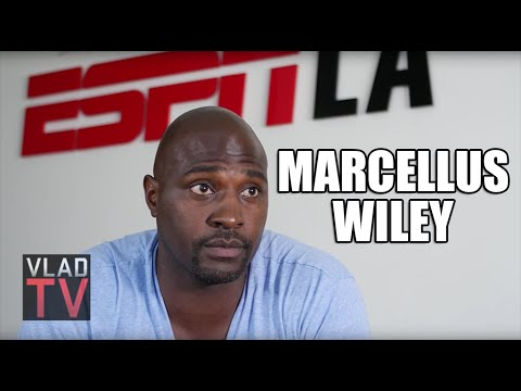 Marcellus Wiley was Disappointed Esera Tuaolo Didn't Reveal He Was Gay in NFL