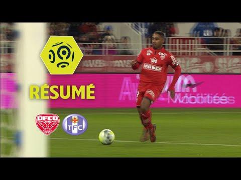 Dijon FCO - Toulouse FC (3-1)  - Résumé - (DFCO - TFC) / 2017-18