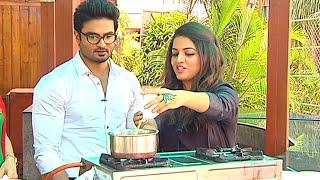 Atukula Panchamrutham Recipe | Diwali Special Ruchi Chudu with Hero Sudheer Babu and Wamiqa