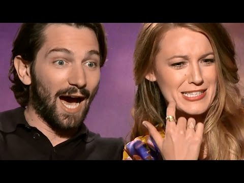 Blake Lively & Michiel Huisman Guess Celebs Photoshopped +40 Years