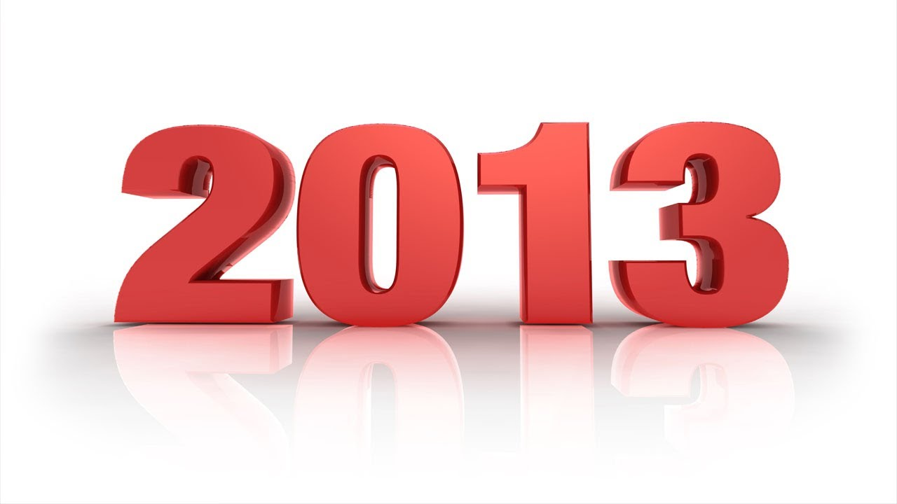 2013 - Year Review - YouTube