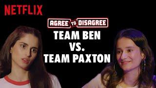 The Ultimate Never Have I Ever Debate | Aisha Ahmed & Yashaswini Dayama | Netflix India