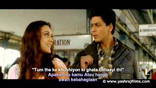 Do Pal Song Veer Zaara lyrics+indonesia translated