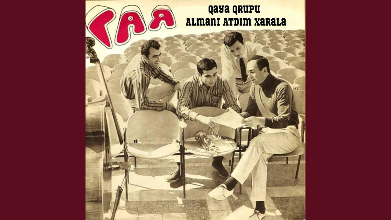 Neft daşları, Dənizim - Qaya qrupu, Möcüzələr adası filmindən, 1963