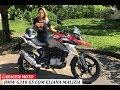 GARAGEM MOTO: BMW G310 GS (COM ELIANA MALIZIA)