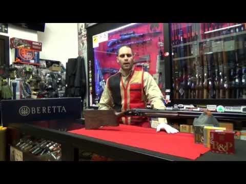 BERETTA SO5-2 TRAP Bascula Nera