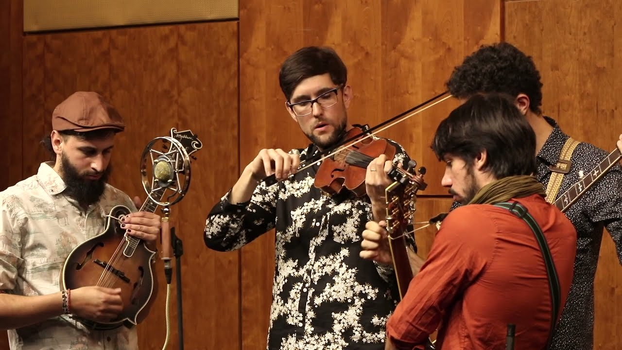 """From the Folklife Center to the Kennedy Center: Che Apalache Perform """"Green Pastures"""" and """"春の便り"""""""