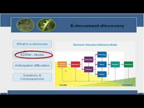 Electronic Document Discovery - By Barrister Karl Obayi