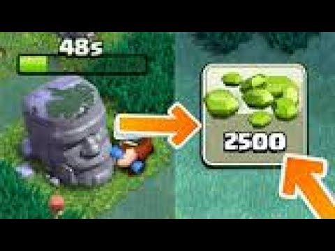 After Gemming 2,700+ Gems For Removing Old Barbarian Statue. See What I Got. Insane Clash Of Clans