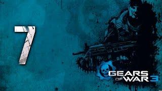 """Gears Of War 3   En Español   Capitulo 7 """"En el aire"""""""