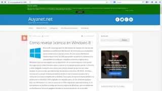Como Ver Mi Clave de Producto Windows 8 y Windows 7