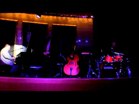 Alone Together - Jeremy Monteiro Trio feat. Jens Bunge at The Living Room, Bangkok