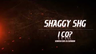 SHAGGY SHG - I CO? (2019) | scratch/cuts: dj cutahead
