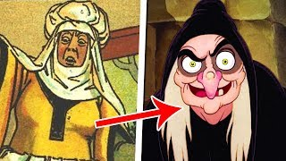 The Messed Up Origins of Snow White | Disney Explained - Jon Solo