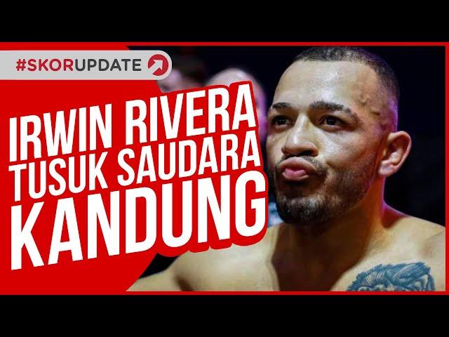 PETARUNG UFC IRWIN RIVERA TUSUK SAUDARA SENDIRI KARENA BISIKAN GAIB