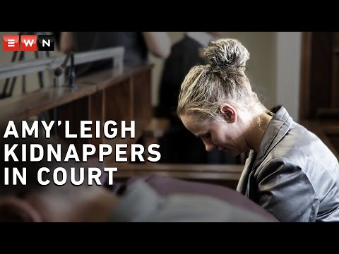 Bail bid postponed for Amy'Leigh De Jager kidnap suspects