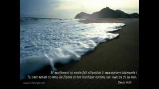 Mon ancre et ma voile (JEM 794)