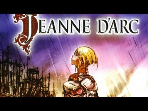 CGR Undertow - JEANNE D'ARC review for PSP