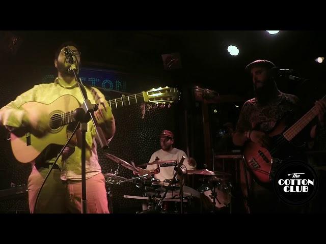 Alvaro Ruiz en directo en Cotton Club Bilbao  Brindemos por ello
