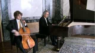 Franz Schubert : Sonata for arpeggione & fortepiano - 2. Adagio & 3. Allegretto