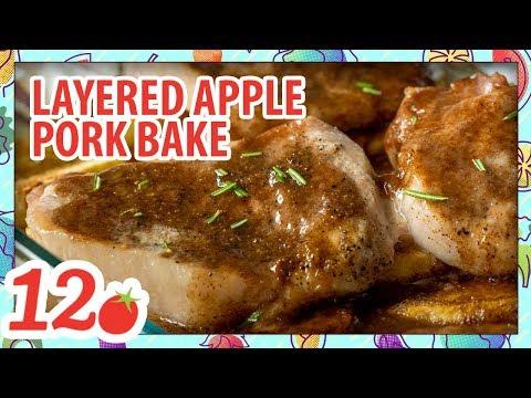 How To Make: Layered Apple Pork Chop Bake