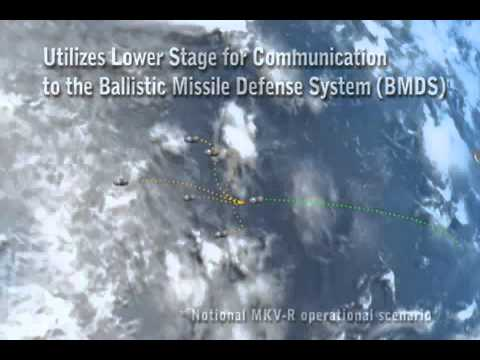Raytheon missile defence system
