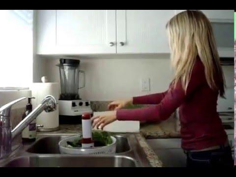 Salad Spinner 720x480 - YouTube