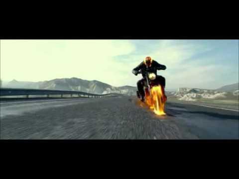 Skillet-Monster-Motoqueiro Fantasma 2 (VIDEO CLIPE 3)
