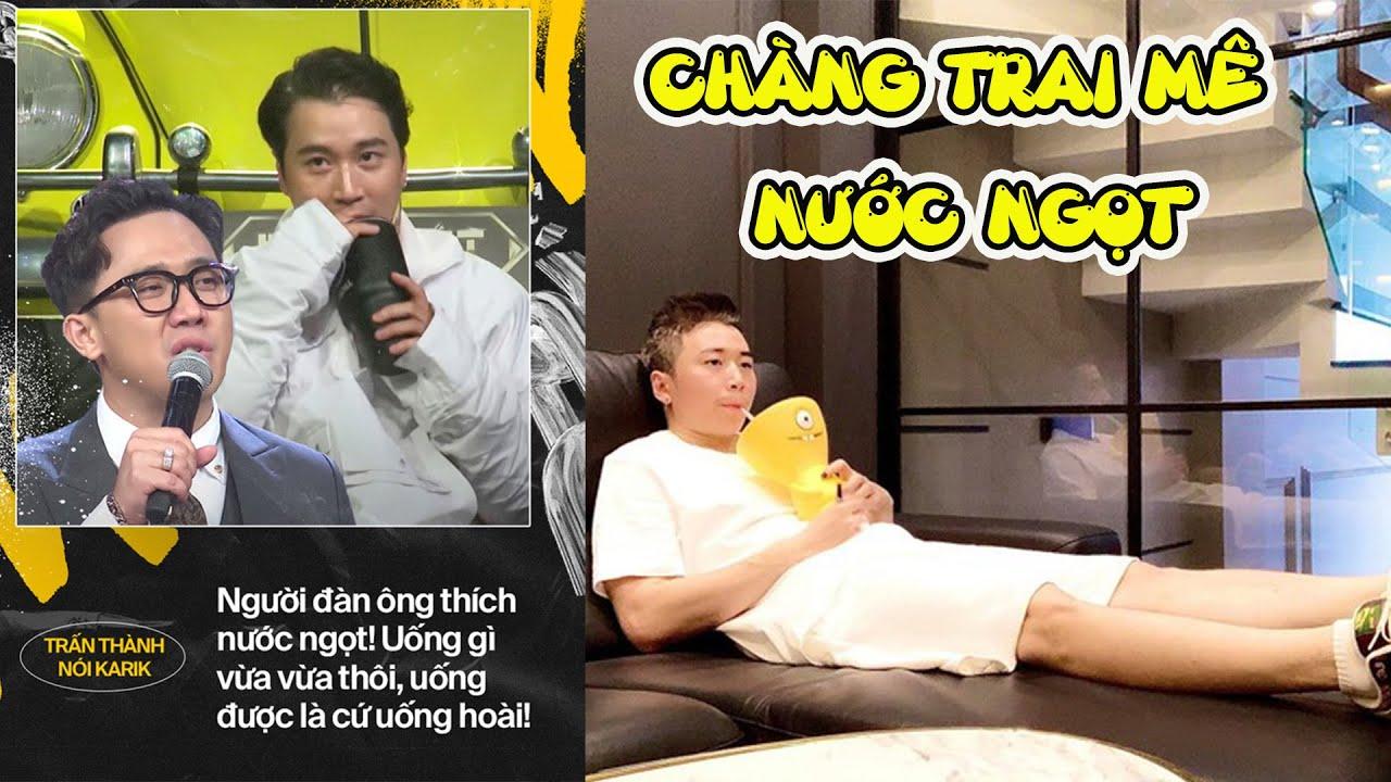 Trước Rap Việt, huấn luyện viên Karik từng CƯNG XỈU thế này cơ mà !!!   SML