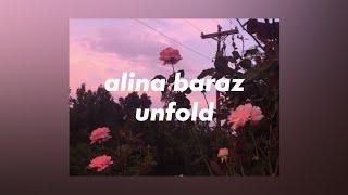 Скачать Alina Baraz Galimatias Unfold Lyrics