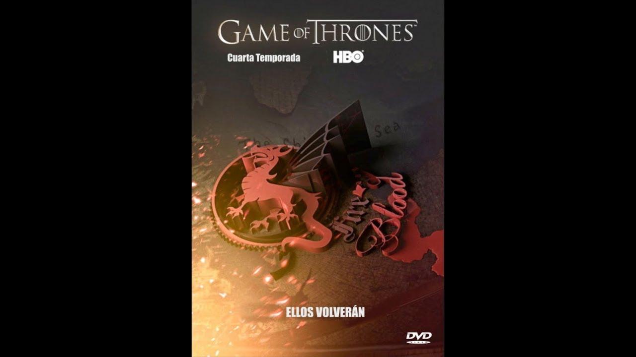 Descargar Game of Thrones temporada 4 Español Latino - YouTube