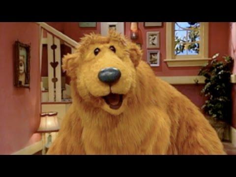 Bear in The Big Blue House Shape of a Bear