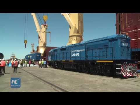 Chinese built locomotives to revive Argentina's rusty cargo rail