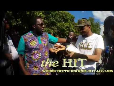 HIT - Bro TY & Bro Yeremiah : Africa Vs The Bible: Economic Progress or Religion And The Congo