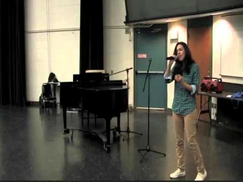 Dr. Edmond J. Moussally Vocal Performance Workshop Class at BHCC