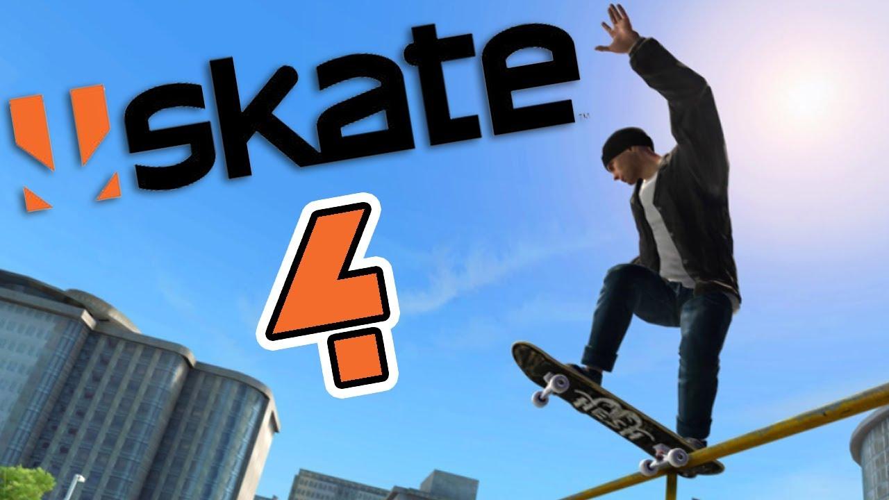 Skate Spiel