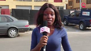 Gambar cover How to stop police brutality in Nigeria | QedTV Vox Pop
