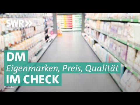 Marktcheck checkt dm: Große Marken, kleine Preise?
