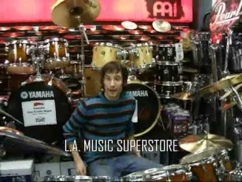 L.A. Music Canada - Drums ! (Yamaha, Tama, Pearl, Sabian, Mapex, DW)