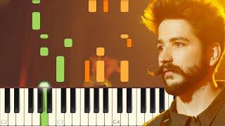 Download lagu Tutu - Camilo, Pedro Capó - Piano - Synthesia
