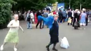 видео Бесплатные танцы в Москве в парке