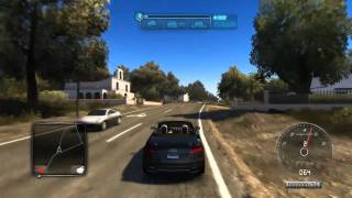 Test Drive Unlimited 2 - Short Beta Gameplay [PC] [HD]